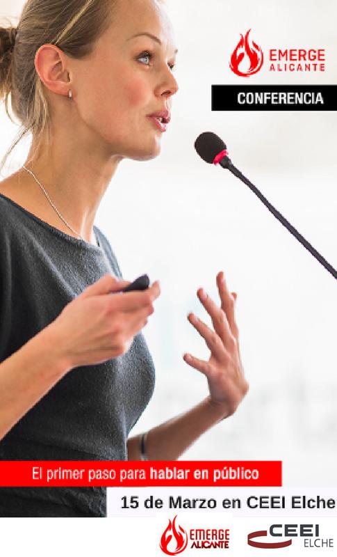 Sentirte bien hablando en público depende de tí