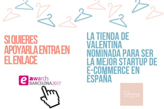 ¡Apoya a nuestros emprendedores alicantinos en los eAwards!