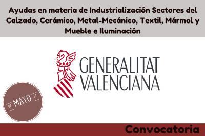 Ayudas industrialización