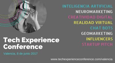 Tech Experience Conference Valencia