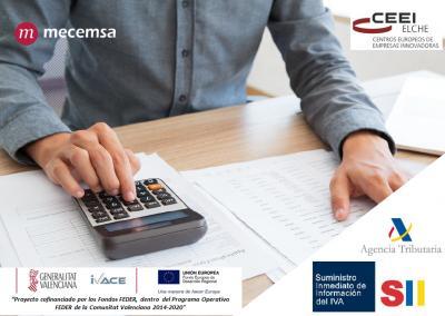 El nuevo Suministro Inmediato de Información del IVA (SII)