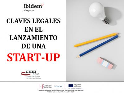 Claves legales en el lanzamiento de una Start-up
