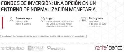 FONDOS DE INVERSIÓN: UNA OPCIÓN EN UN ENTORNO DE NORMALIZACIÓN MONETARIA