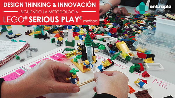Workshop Design Thinking and Innovation siguiendo la metodología LEGO® SERIOUS PLAY®