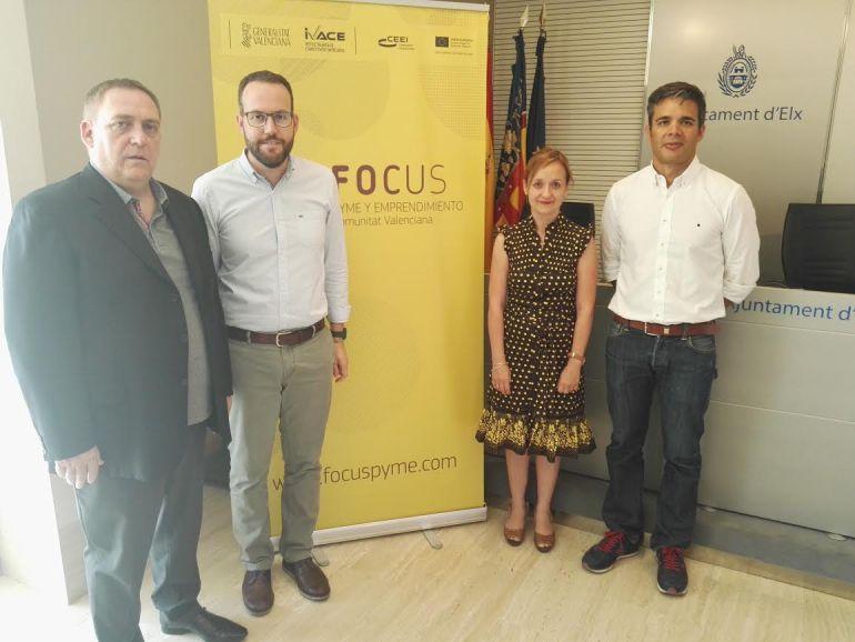 Presentación Focus Baix Vinalopó 2017
