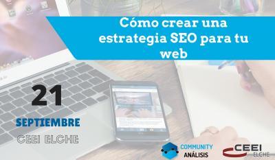 Cómo crear una estrategia SEO para tu web