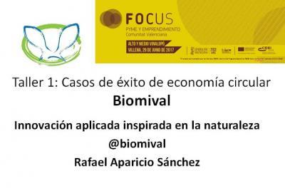 Casos de éxito de economía circular. Biomival