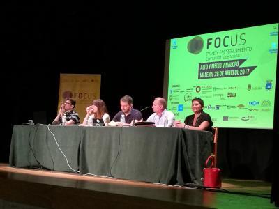 Experiencias de empresas en Focus Pyme y Emprendimiento Alto y Medio Vinalopó