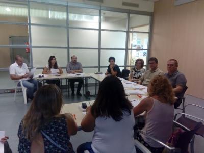 Reunión Focus Marina Baixa 2017