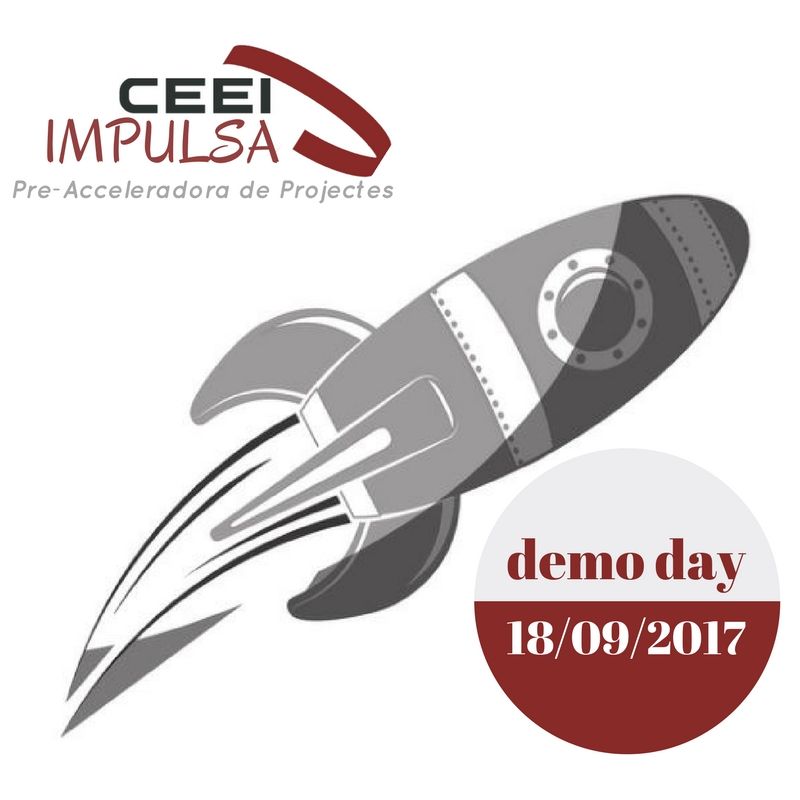 Logo CEEI Impulsa demo day