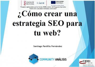 Com crear una estratègia SEO per al teu lloc web?