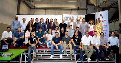 El Parque Científico de la UMH también entregó los premios a los proyectos ganadores de la 6ª Maratón UMH y de YUZZ UMH 2017