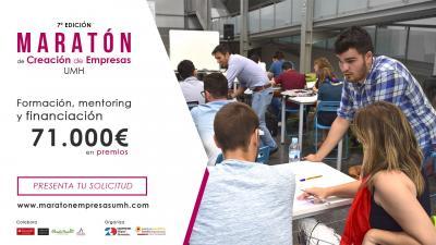 Los proyectos más innovadores podrán optar a los 71.000 euros y otros premios especiales que se repartirán entre los ganadores