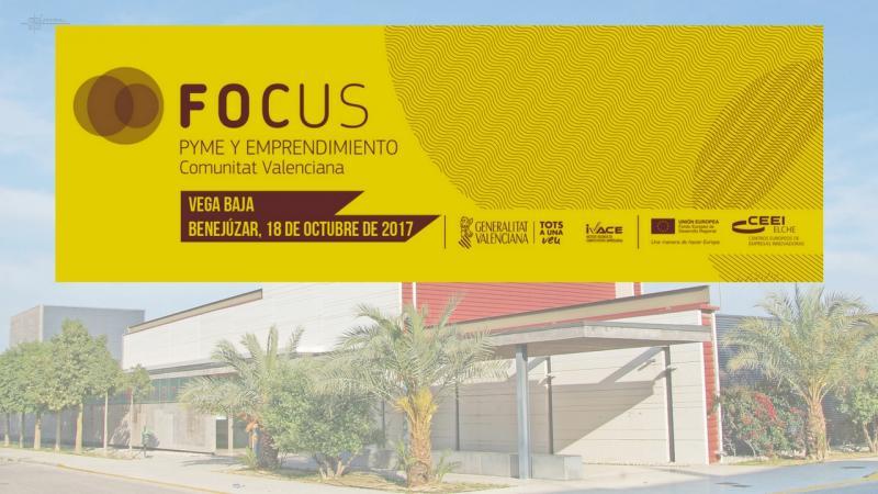 Te esperamos el próximo 18 de octubre en Benejúzar en el Focus Vega Baja 2017!