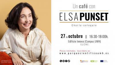 Durante su intervención, Elsa Punset responderá a las cuestiones que surjan entre los asistentes relacionadas con la inteligencia moral o social o la resolución de conflictos