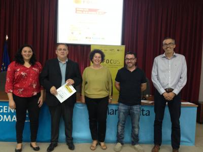Rueda de prensa presentación Focus Pyme Marina Alta 2017