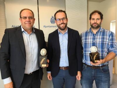 Premio emprendedor agosto y septiembre