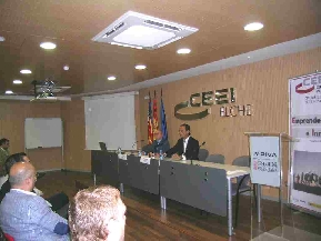 Entrega de Premios CEEI-IMPIVA 01