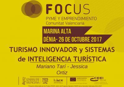 Turismo Innovador Y Sistemas de Inteligencia Turística