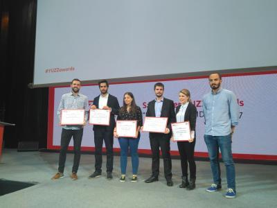 Odyssey Robotics fue también uno de los ganadores de la 6ª edición de la Maratón de Creación de Empresas UMH