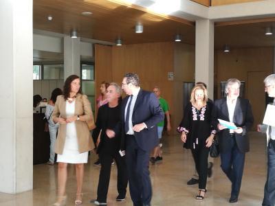Conferencia de innovación y emprendimiento MISE EN PLACE con Ferran Adrià