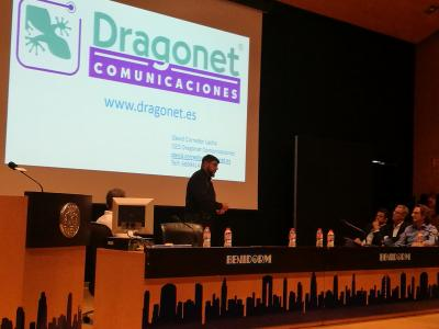 David Corredor  de Dragonte en #FocusPyme Marina Baixa 2017