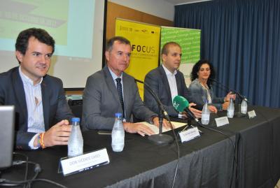 Presentación del evento Focus Pyme y Emprendimiento Vega Baja