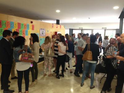 Coffe-break y networking en Focus Pyme y Emprendimiento Vega Baja