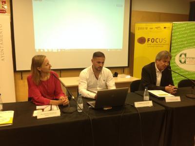 Presentación del Plenario por Francisco Álvarez Molina