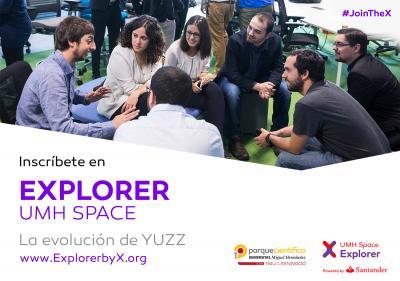 Los seleccionados para este programa se beneficiarán del acceso al centro UMH Space, un centro de emprendimiento donde desarrollarán sus ideas de forma colaborativa