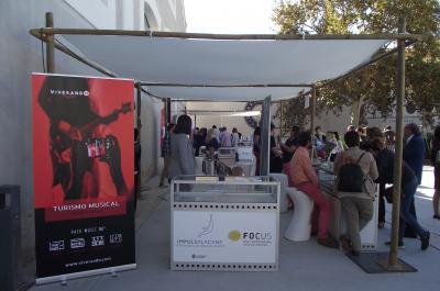 Muestra de empresas Focus Pyme y Emprendimiento L'Alacantí