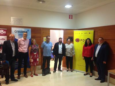 Apertura Institucional del Focus Pyme y Emprendimiento Marina Alta