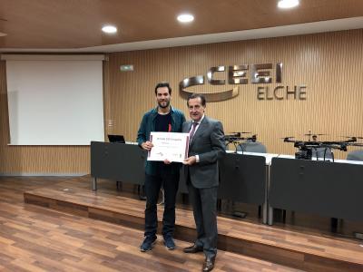 Ganador del Premio CEEI Impulsa 2017