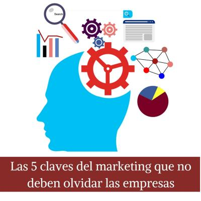 5 claves del marketing online para las empresas