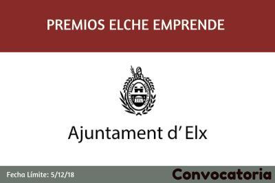 PREMIOS ELCHE EMPRENDE