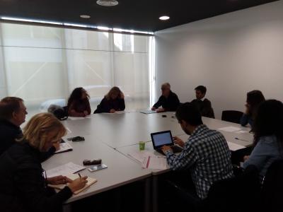 Reunión Focus Baix Vinalopó 2018