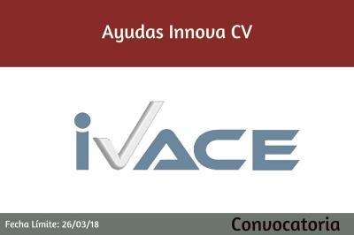 Ayudas Innova CV