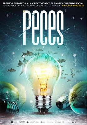 Cartel Premios Peces 2018