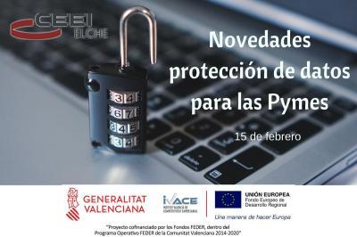 Novedades en la Protección de Datos de las Pymes