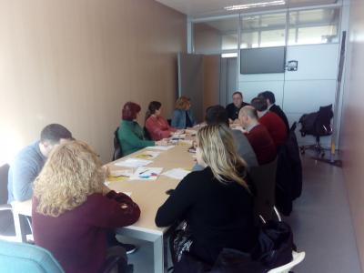 Reunión Focus Marina Baixa 2018