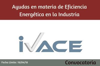 Ayudas en materia de Eficiencia Energética en la Industria