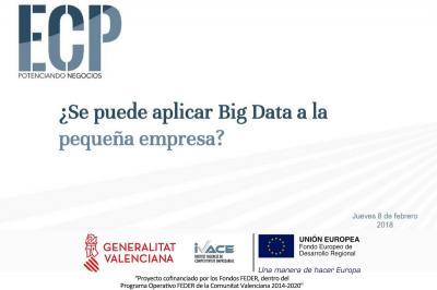 Com aplicar Big Data a la petita empresa