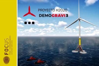 DEMOGRAVI3, buscant noves fonts d'energia sostenible