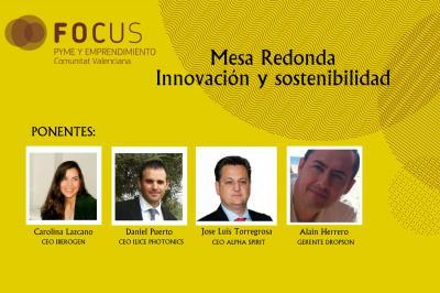 Casos de éxito innovadores y sostenibles en el Focus Pyme Baix Vinalopó 2018