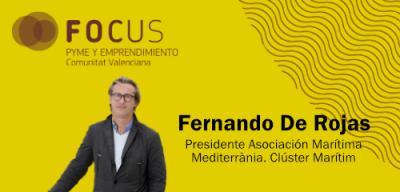 Fernando de Rojas abordará en el Focus Pyme el potencial de la náutica en la CV
