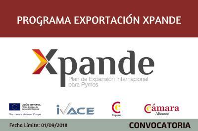 Programa Exportación Xpande