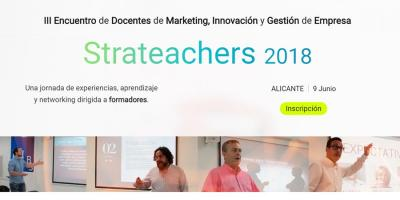 Strateachers 2018