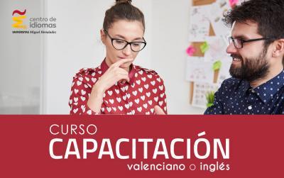 Durante el curso se impartirán cuatro asignaturas: tres de ellas se realizarán de forma online y una de manera presencial.