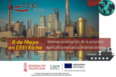 Internacionalización de la empresa. Apertura a mercados Internacionales
