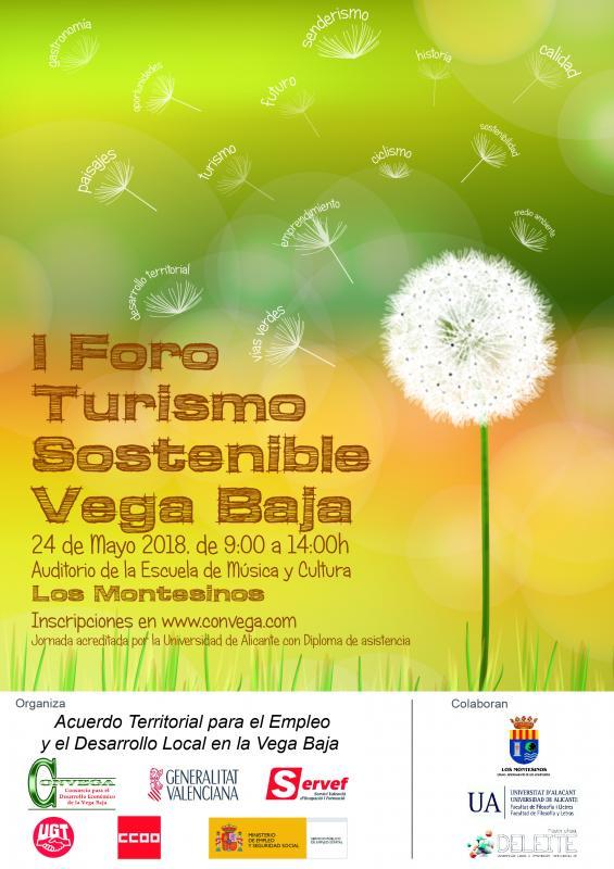 I Foro Turismo sostenible Vega Baja
